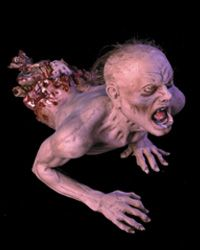 Set a ghastly scene of undead carnage with the Creeping Zombie Halloween decoration from The Horror Dome. This realistic demon has been sliced in half. Zombie Halloween Decorations, Spirit Halloween Costumes, Halloween Doll, Scary Halloween, Halloween Havoc, Halloween Projects, Halloween 2019, Halloween Ideas, Creepy Dolls