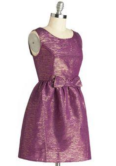 Parallel Sparkling Dress, #ModCloth