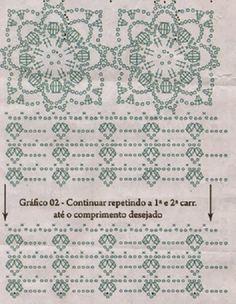 Выручка крючком: вязание крючком блузка из квадратов