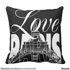 Almofada Love Paris