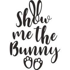 Silhouette Design Store: show me the bunny