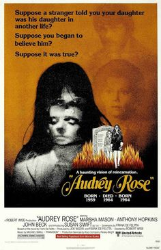 Audrey Rose is a 1977 psychological horror and drama film directed by Robert Wise