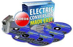 Electric Car Conversion Made Easy - Insider Secrets Revealed - Evsecrets.com