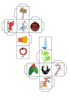 Posts about Christmas written by Christmas Activities, Activities For Kids, Story Dice, Easy Crafts For Teens, Story Cubes, Homeschool Worksheets, Learning English For Kids, Make A Game, A Christmas Story