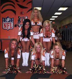 20 Hot Photos of the Cincinnati Bengals Cheerleaders - Mandatory Bengals Cheerleaders, Gals Photos, Ice Girls, Cincinnati Bengals, Have A Great Day, Hottest Photos, Great Photos, Cheerleading, Bikinis