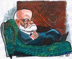 Devemos começar a amar a fim de não adoecermos e estamos destinados a cair doentes se, em consequência de frustrações, formos incapazes de amar. Sigmund Freud