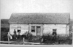 Arkansas City, Cabin, House Styles, Home Decor, Decoration Home, Room Decor, Cabins, Cottage, Home Interior Design