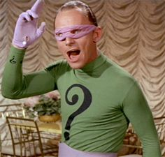 riddler batman tv series | riddler from batman tv show
