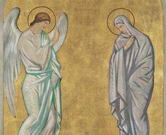 Ευαγγελισμός / Annunciation (1918-9)