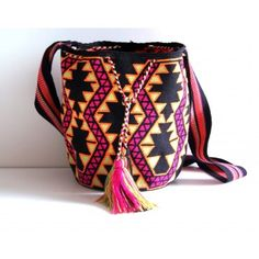 Fashion Handcrafted by Artisans Wayuu Bags