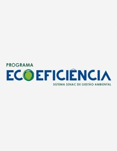 Trabalho Acadêmico: Vídeo sobre o Programa ECOEFICIÊNCIA - Senac (Designer: Douglas Junior) - Link do vídeo: https://www.youtube.com/watch?v=TX_JbfalYic&list=UURKbz3fPZhoLQDsOxkrX6sw