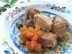 炊飯器で作る「鶏とこんにゃくの煮物」!ご飯はフライパンで炊いちゃおう - macaroni