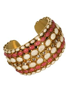 Sorrelli 2012 Resort Collection - Rounding Retro Cuff Bracelet