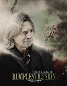 Fan made Rumplestiltskin movie poster