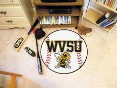 Baseball Mat - West Virginia State University