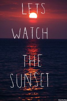 I have to watch an ocean sunset or sunrise still this year the highway sunrises aint doin it for me! Amazing Sunsets, Beautiful Sunset, Beautiful Places, I Love The Beach, Just For You, Let It Be, Tumblr, Strand, Summer Fun