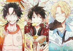 One Piece | วันพีช Monkey D Luffy, One Piece X, One Piece World, One Piece Anime, Anime One, Anime Manga, Sabo One Piece, Single Piece, Nico Robin