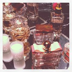 Perfume tray x