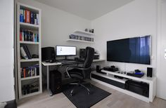 Show us your gaming setup: 2014 Edition - Page 17 - NeoGAF