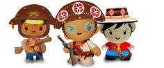 Ame o Brasil: O Bando de Lampião - versão Toy Art