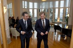 NATO and Finland discuss further strengthening of partnership