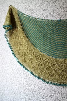 Ravelry: Carradal pattern by Lucy Hague