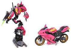 Did Michael Bay ruin the Transformers toys as well?