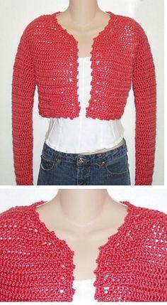 0310520a4caf Crochet cardigan pattern