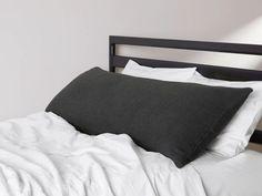 Vintage Linen Body Pillow Cover – Parachute Home Body Pillow Covers, Pillow Cases, Parachute Home, Old Mattress, Wool Dryer Balls, Best Pillow, Room Essentials, Pillow Design, Linen Fabric