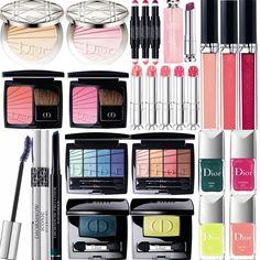Dior Colour Gradation collection - Spring 2017