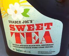 What's Good at Trader Joe's?: Trader Joe's Sweet Tea