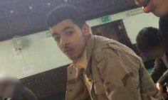 This is one of the first pictures of Manchester suicide bomber, Salman Abedi, taken some years ago during a class at a mosque.