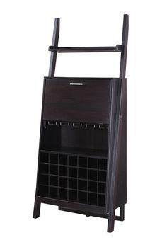 Amazon.com: Monarch Specialties Cappuccino Finish Bar Cabinet: $268 | Small  Space Design | Pinterest | Small Space Design, Small Spaces And Spaces