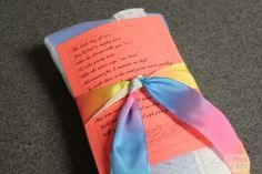 Free printable poem for rice bags