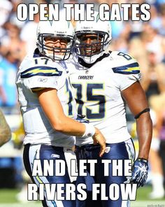 Lets go chargers