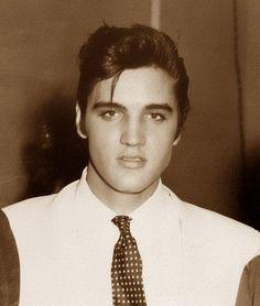 Elvis Presley, American man - southern