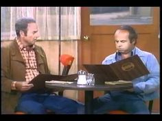 The Carol Burnett Show - Tough Truckers  (Starring Harvey Korman as Pete, Tim Conway as Hank, and Vicki Lawrence as Sally the waitress.  Air date: November 1, 1975)