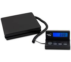 Smart Weigh Digital Shipping And Postal Weight Scale 110 Lbs X 01 Oz Ups Usps Post