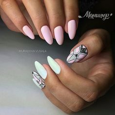 Trendy nails white almond polish – Care – Skin care , beauty ideas and skin care tips Black Nails, White Nails, Pink Nails, Fall Acrylic Nails, Manicure Y Pedicure, Sparkle Nails, Nail Art, Nails Tumblr, Super Nails