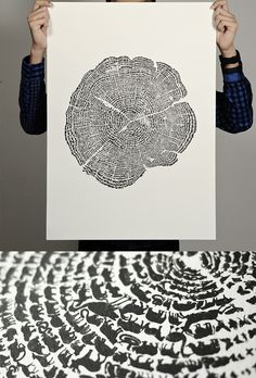 Tree of Life by Gary, Aaron & Khairul | Degree http://www.degree.bigcartel.com/product/coming-soon