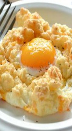cheddar bay egg nests