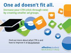 PPC 101: Clickthrough-Rate (CTR) #PPC #CTR #Google
