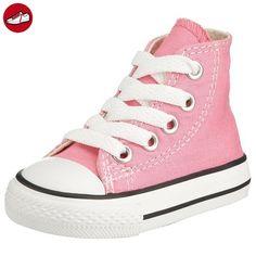 Converse Ctas Core Hi, Jungen Hohe Sneaker, 015860, Rosa (Rose), Gr. 24 EU - Converse schuhe (*Partner-Link)