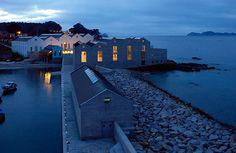 Museo do Mar de Galicia  CÉSAR PORTELA, ALDO ROSSI