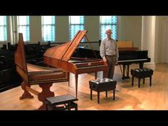 From the Clavichord to the Modern Piano - Part 1 of 2 - Includes description and demonstration of harpsichord - Orchestra Cycle 1 Weeks 19-24, Bach