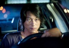 Sung Kang is Han - easily one of the most gorgeous people (male or female) in Fast and Furious series Fast And Furious, The Furious, Sung Kang, Michelle Rodriguez, Vin Diesel, Paul Walker, Gal Gadot, Fast Five, Furious Movie
