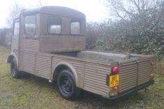VERY RARE LONG CITROEN HY PICK UP DOUBLE CABINE - Classic Citroen Other 1968 for sale