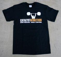 Catalyst Athletics - Jerk Logo T-shirt $24.95