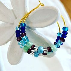 Beaded Necklace, Beads, Earrings, Instagram, Jewelry, Beaded Collar, Beading, Ear Rings, Stud Earrings