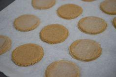 Receta Galletas María BLW aptas para todos sin azucar añadido ni sal.